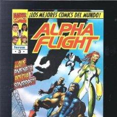 Cómics: ALFHA FLIGHT VOL II Nº 3 FORUM BUEN ESTADO MUCHOS MAS EN VENTA MIRA TUS FALTAS C24X3. Lote 243111825