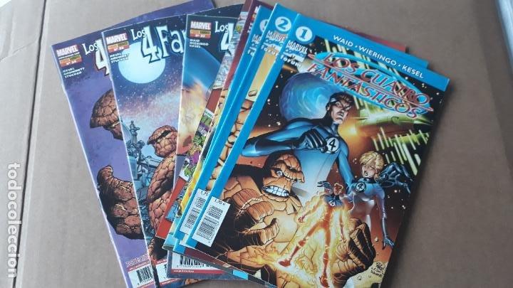 LOTE DE 10 COMICS LOS 4 FANTÁSTICOS VOL.5 FORUM PANINI Nº 1 AL 3, 5, 20, 23, 30, 32 AL 34 (Tebeos y Comics - Forum - 4 Fantásticos)
