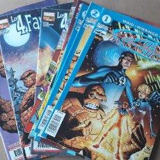 Cómics: LOTE DE 10 COMICS LOS 4 FANTÁSTICOS VOL.5 FORUM PANINI Nº 1 AL 3, 5, 20, 23, 30, 32 AL 34. Lote 243130155