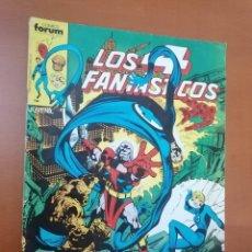 Comics: LOS 4 FANTASTICOS Nº 25 * 100 PTS ** FORUM. Lote 243190780
