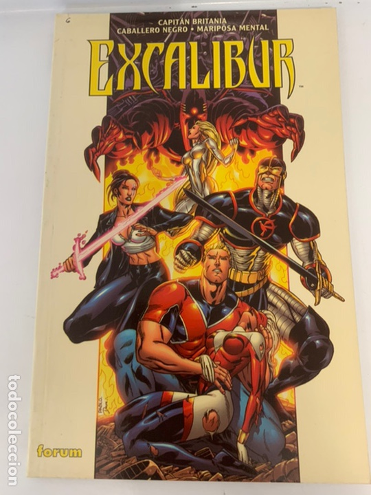 EXCALIBUR (Tebeos y Comics - Forum - Prestiges y Tomos)