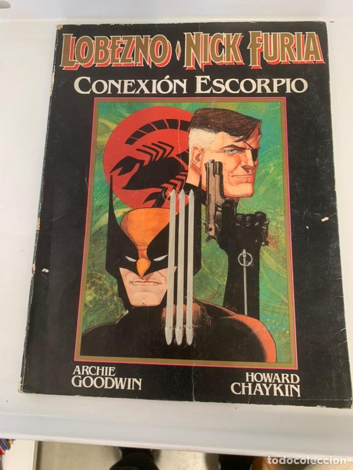 CONEXIÓN ESCORPIO (Tebeos y Comics - Forum - Prestiges y Tomos)