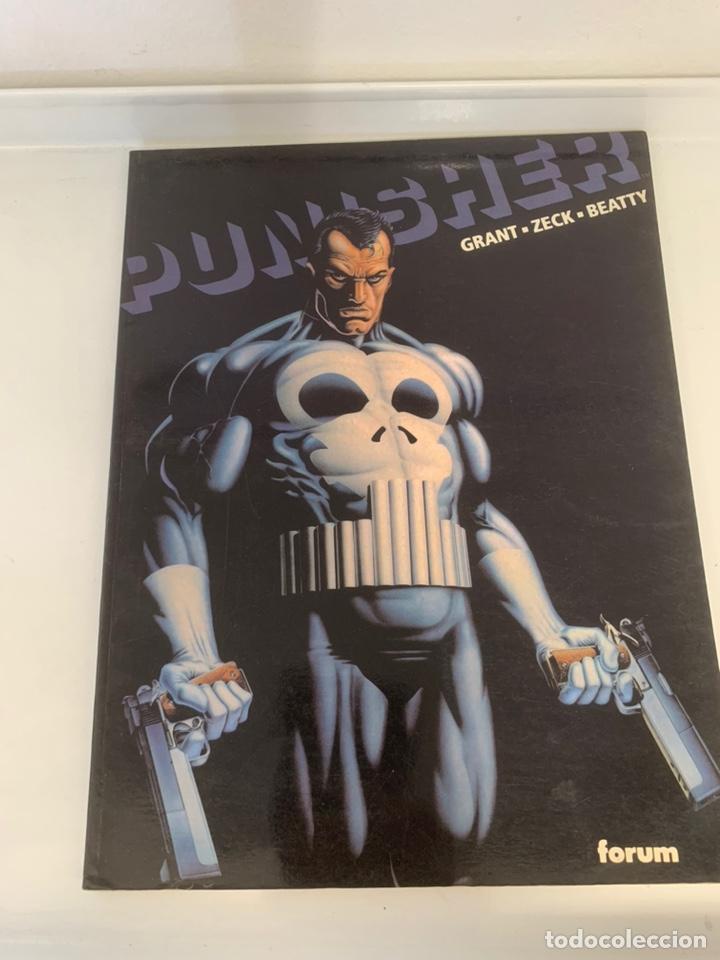 PUNISHER (Tebeos y Comics - Forum - Prestiges y Tomos)