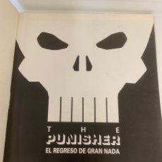 Cómics: EL REGRESO DE GRAN NADA. Lote 243215580