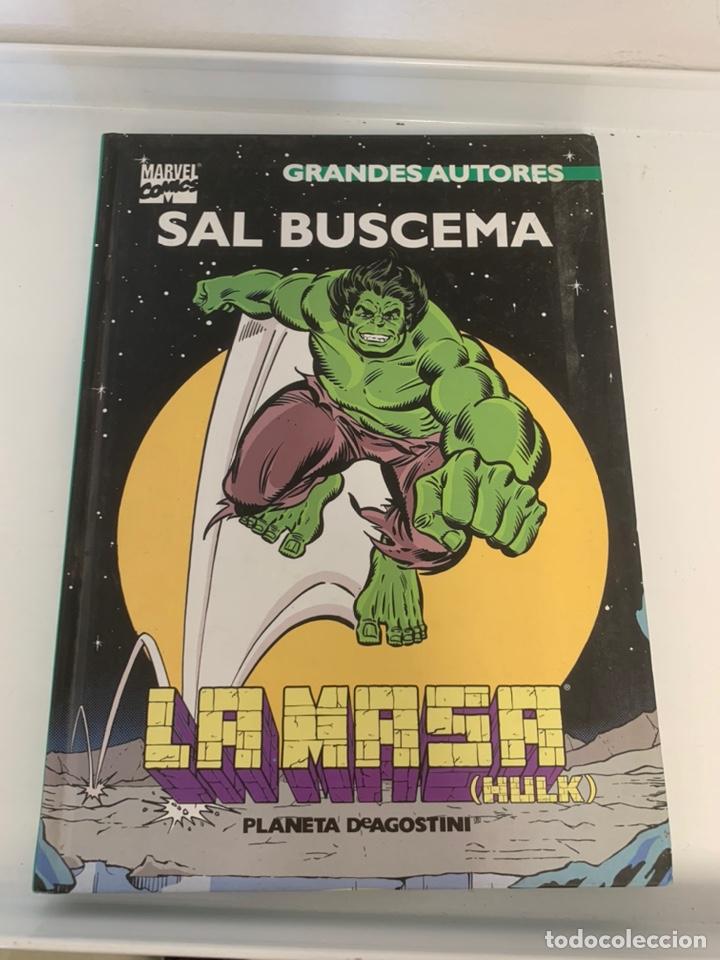 GRANDES AUTORES SAL BUSCEMA (Tebeos y Comics - Forum - Prestiges y Tomos)