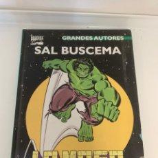 Cómics: GRANDES AUTORES SAL BUSCEMA. Lote 243216040