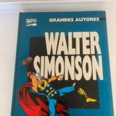 Cómics: GRANDES AUTORES WALTER SIMONSON. Lote 243216300