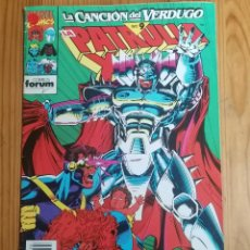 Comics: PATRULLA X Nº 135 ** LA CANCION DEL VERDUGO PARTE 9 ** FORUM. Lote 243225995