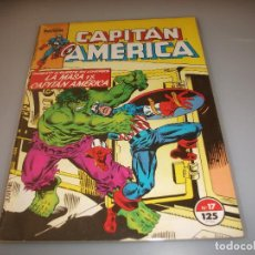 Comics: CAPITAN AMERICA 17. Lote 243258680