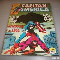 Cómics: CAPITAN AMERICA 13. Lote 243259495