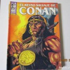 Cómics: EL REINO SALVAJE DE CONAN Nº 1 - ED. FORUM. Lote 243270380