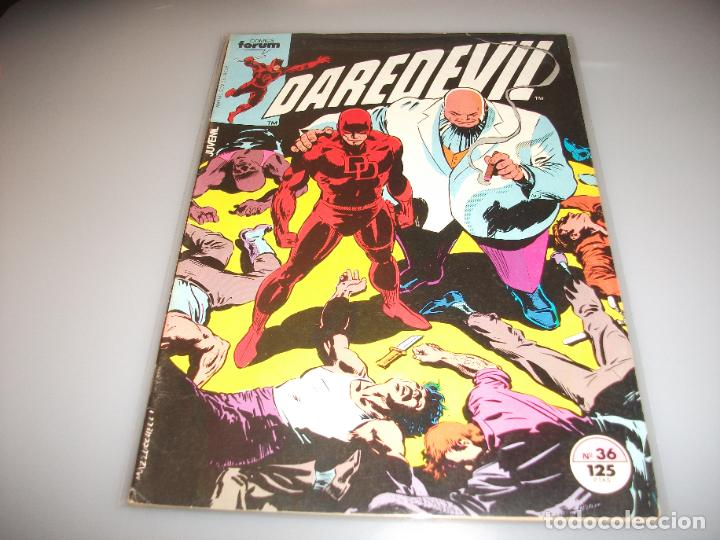 DAREDEVIL 36 (Tebeos y Comics - Forum - Daredevil)