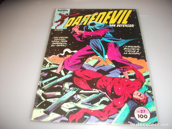DAREDEVIL 27 (Tebeos y Comics - Forum - Daredevil)