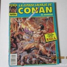 Cómics: LA ESPADA SALVAJE DE CONAN EL BÁRBARO Nº 87. Lote 243275770