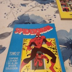 Comics : SPIDERMAN RETAPADO FORUM DEL 261 AL 265. Lote 243278455