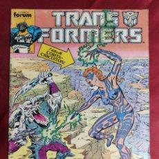 Cómics: TRANSFORMERS. Nº 41. FORUM.. Lote 243297085