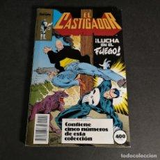 Cómics: TOMO RETAPADO FORUM MARVL COMICS EL CASTIGADOR PUNISHER NÚMEROS DEL 26 AL 30 (26, 27, 28, 29, 30). Lote 243334115