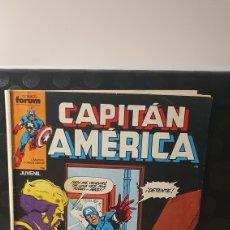 Cómics: CAPITÁN AMERICA/ EL CAZADOR DE NAZIS/ N°10/ COMICS FORUM/ (REF.2.A). Lote 243425705