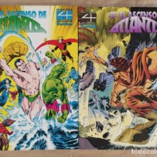 Cómics: LOS 4 FANTÁSTICOS. EL ASCENSO DE ATLANTIS - FORUM / COLECCIÓN COMPLETA. Lote 243453450