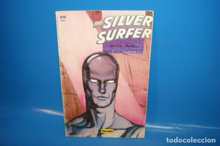 COMIC-COLECCION PRESTIGIO-THE SILVER SURFER - STAN LEE / MOEBIUS - FORUM (Tebeos y Comics - Forum - Prestiges y Tomos)