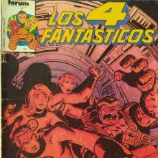 Cómics: LOS 4 FANTÁSTICOS - FORUM - Nº 10. Lote 243518510