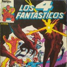 Cómics: LOS 4 FANTÁSTICOS - FORUM - NUMERO 14. Lote 243518790