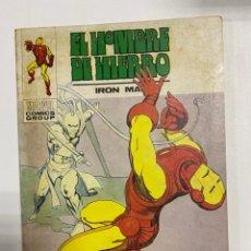 Cómics: EL HOMBRE DE HIERRO. IRON MAN. Nº 32 - EL LATIGO DE LA MUERTE. MARVEL COMICS GROUP.. Lote 243570565