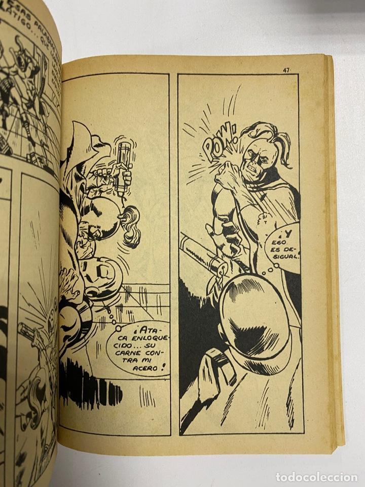 Cómics: EL HOMBRE DE HIERRO. IRON MAN. Nº 32 - EL LATIGO DE LA MUERTE. MARVEL COMICS GROUP. - Foto 2 - 243570565