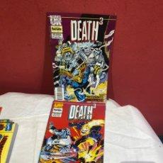 Cómics: DEATH3 - 4 NÚMEROS (SERIE LIMITADA, COMPLETA) - FORUM 1994. Lote 243588260