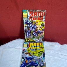 Cómics: BATTLE TIDE II - 4 NUMEROS - COMPLETA - FORUM.. Lote 243596270