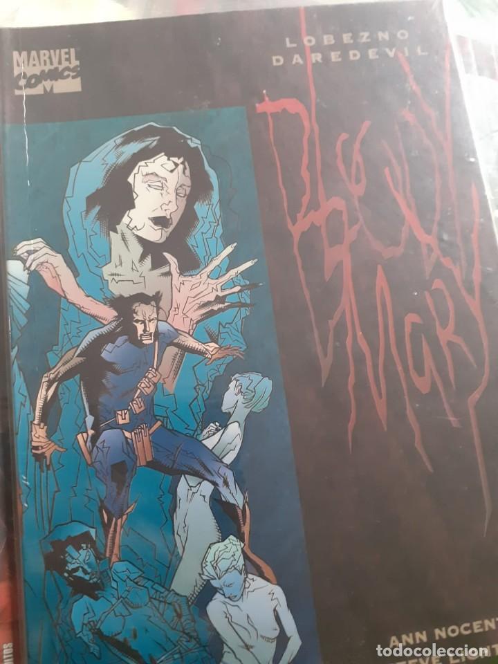 BLOODY MARY DAREDEVIL Y LOBEZNO - FORUM - ANN NOCENTI Y STEVE LIGHTLE (Tebeos y Comics - Forum - Daredevil)