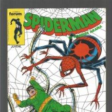 Cómics: SPIDERMAN Nº 181. FORUM, VOL 1. MUY BUEN ESTADO. Lote 243851125