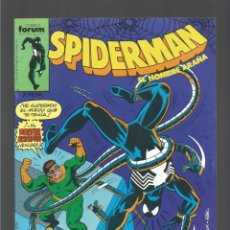 Cómics: SPIDERMAN Nº 182. FORUM, VOL 1. MUY BUEN ESTADO. Lote 243851480