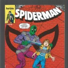 Cómics: SPIDERMAN Nº 184. FORUM, VOL 1. MUY BUEN ESTADO. Lote 243852580