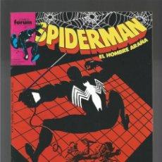 Cómics: SPIDERMAN Nº 187. FORUM, VOL 1. MUY BUEN ESTADO. Lote 243853030