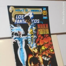 Cómics: WHAT IF... PRESENTA A LOS 4 FANTASTICOS VOL. 2 Nº 2 MARVEL - FORUM. Lote 243868860