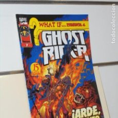 Cómics: WHAT IF... PRESENTA A GHOST RIDER VOL. 2 Nº 7 MARVEL - FORUM. Lote 243869250