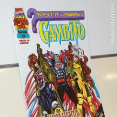 Cómics: WHAT IF... PRESENTA A GAMBITO VOL. 2 Nº 13 MARVEL - FORUM. Lote 243872950