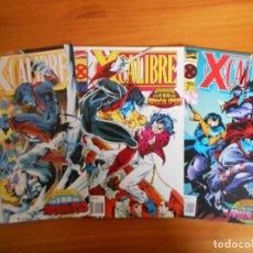 Cómics: X-CALIBRE Nº 1, 2 Y 3 - MARVEL - FORUM (6Ñ). Lote 243876985
