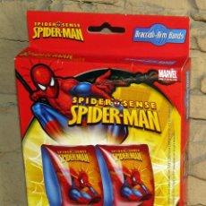 Cómics: SPIDERMAN - MARVEL - MANGUITOS FLOTADOR - NUEVO Y EN SU CAJA ORIGINAL - 20X15CM. Lote 243881615