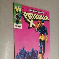 Cómics: PATRULLA X SEGUNDA EDICIÓN Nº 2 / MARVEL - FORUM. Lote 243882705