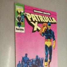 Cómics: PATRULLA X SEGUNDA EDICIÓN Nº 2 / MARVEL - FORUM. Lote 243882810