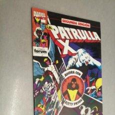 Cómics: PATRULLA X SEGUNDA EDICIÓN Nº 3 / MARVEL - FORUM. Lote 243883045