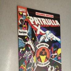 Cómics: PATRULLA X SEGUNDA EDICIÓN Nº 3 / MARVEL - FORUM. Lote 243883085
