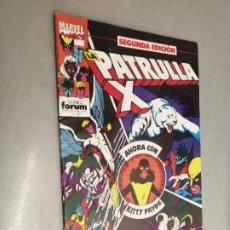 Cómics: PATRULLA X SEGUNDA EDICIÓN Nº 3 / MARVEL - FORUM. Lote 243883180