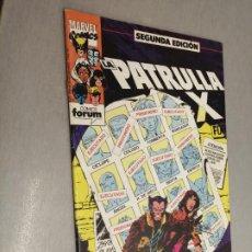 Cómics: PATRULLA X SEGUNDA EDICIÓN Nº 4 / MARVEL - FORUM. Lote 243883220