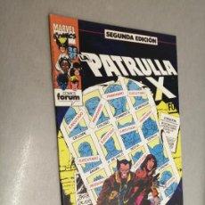 Cómics: PATRULLA X SEGUNDA EDICIÓN Nº 4 / MARVEL - FORUM. Lote 243883245