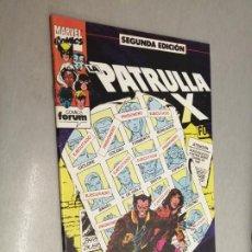 Cómics: PATRULLA X SEGUNDA EDICIÓN Nº 4 / MARVEL - FORUM. Lote 243883265