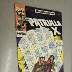 Cómics: PATRULLA X SEGUNDA EDICIÓN Nº 4 / MARVEL - FORUM. Lote 243883290