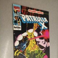 Cómics: PATRULLA X SEGUNDA EDICIÓN Nº 6 / MARVEL - FORUM. Lote 243883785